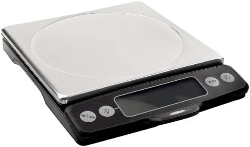 Astounding Oxo Good Grips Stainless Steel Food Scale With Pull Out Display 11 Pound Interior Design Ideas Grebswwsoteloinfo
