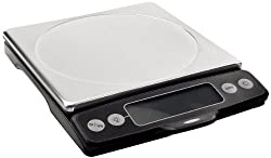Oxo Good Grips Stainless Steel Food Scale With Pull-out Display, 11-pound Newer Version Available