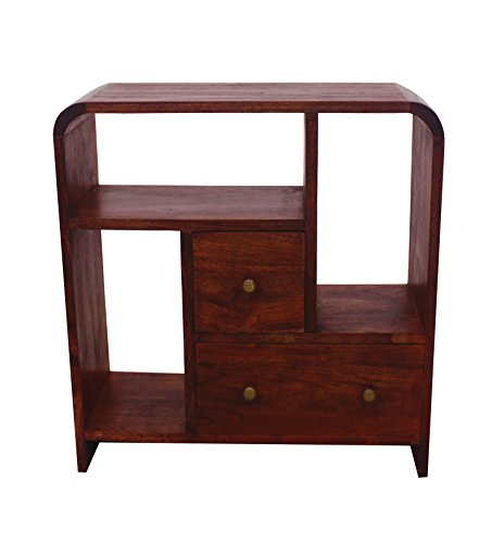 NES Furniture abc10145 Maria Hallway Table Fine Handcrafted Solid Teak Wood, 28