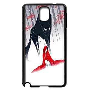 FOR Samsung Galaxy NOTE4 Case Cover -(DXJ PHONE CASE)-TV Show Series - Teen Wolf-PATTERN 9