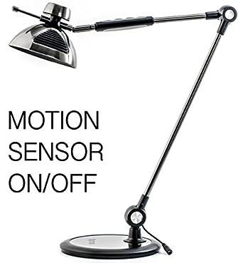 Otus Led Desk Lamp With Motion Sensor Touchless On Off