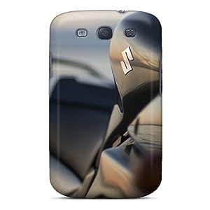 DaMMeke Galaxy S3 Well-designed Hard Case Cover Suzuki Sv 650s Protector