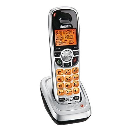 amazon com uniden accessory handset for dect phones dcx150 rh amazon com