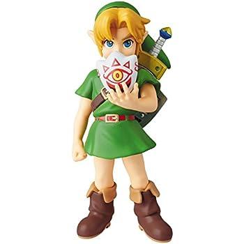 Medicom Nintendo Ultra Detail Series: The Legend Of Zelda Majora'S Mask: Link Udf Figure