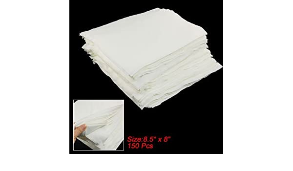 Amazon.com: Dustless Cleanroom Wiper Cloth 8,5 pulgadas x 8 pulgadas 150 pcs: Health & Personal Care
