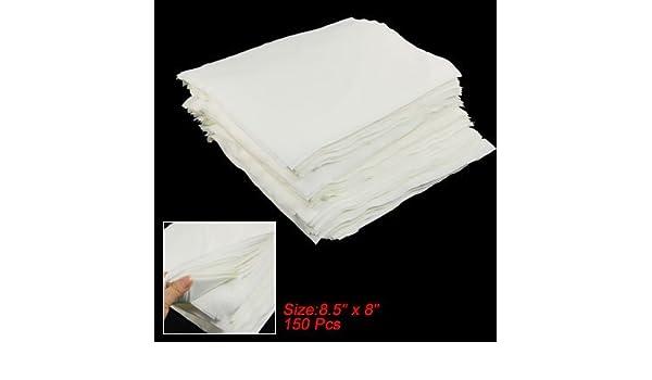 Amazon.com: Dustless Cleanroom Wiper Cloth 8,5 pulgadas x 8 pulgadas ...
