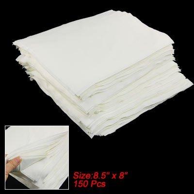 Amazon.com: Dustless Cleanroom Wiper Cloth 8,5 pulgadas x 8 pulgadas 150 pcs: Health & Personal Care