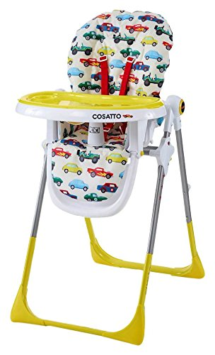 Cosatto Noodle Supa Highchair (Rev Up)  sc 1 st  Amazon UK & Cosatto Noodle Supa Highchair (Rev Up): Amazon.co.uk: Baby