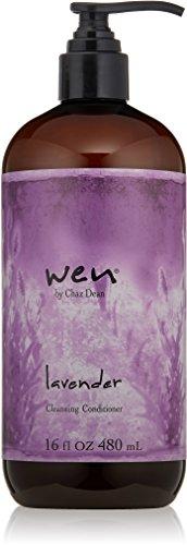 WEN par Chaz Dean lavande nettoyant revitalisant, 16 onces (emballage peut-être varier)