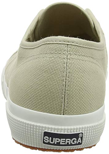 Baskets Superga Beige 2750 Adulte Basses 949 cotu Classic Mixte nztrzxw
