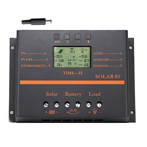 24V Solar Charger - 4