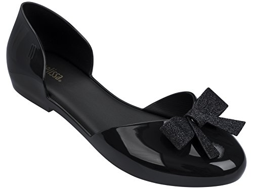 Melissa Shoes Womens Angel Black Shoe