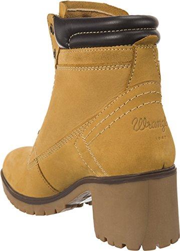 Wrangler Damen W Sierra Creek Tan 48z Kurzschaft Stiefel Beige (Tan Wf126048Z)