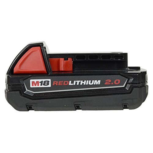 Milwaukee 48-59-1812 12V/18V Battery Charger and (2) 48-11-1820 18V 2.0Ah Batteries by Milwaukee (Image #3)