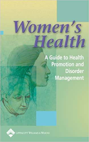 Read Women's Health: A Guide to Health Promotion and Disorder Management PDF, azw (Kindle), ePub, doc, mobi