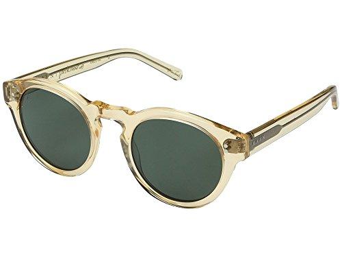 RAEN Optics Unisex Parkhurst Champagne Crystal Sunglasses