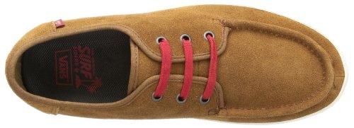 Vans M WASHBOARD VUCW8ZF Herren Sneaker Braun (dachshund/chili pepper)
