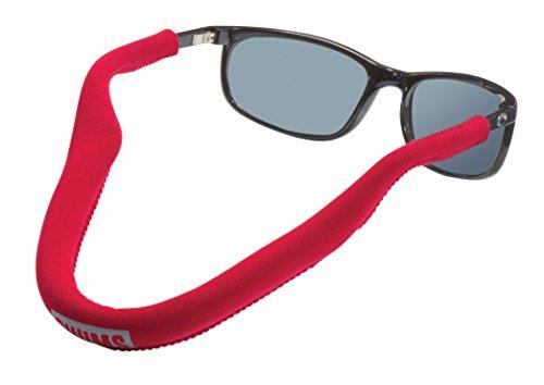 Chums Floating Neo Eyewear Eyewear Retainer, Red