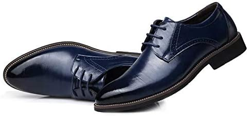 Details about  /Brogue Mens Real Cow Leather Business Shoes Wedding Bridegroom Banquet Office L
