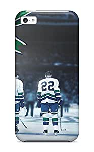 Snap-on Vancouver Canucks (46) Case Cover Skin Compatible With for ipod Touch 4