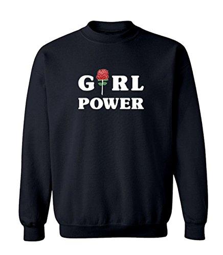 Design Kids Sweatshirt (Feminism Rose