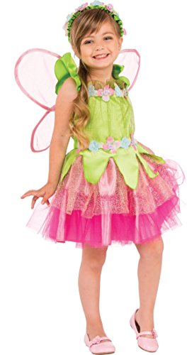 [Rubie's Costume Kids Spring Fairy Value Costume, Medium] (Fairy Dress For Kids)