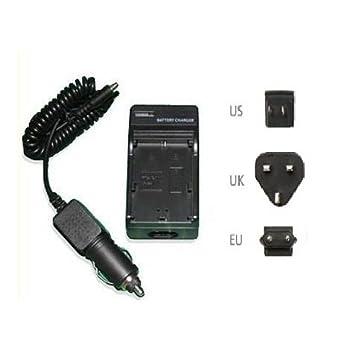 Cargador de batería para Sony NP-BG1 - Productos AA: Amazon.es ...