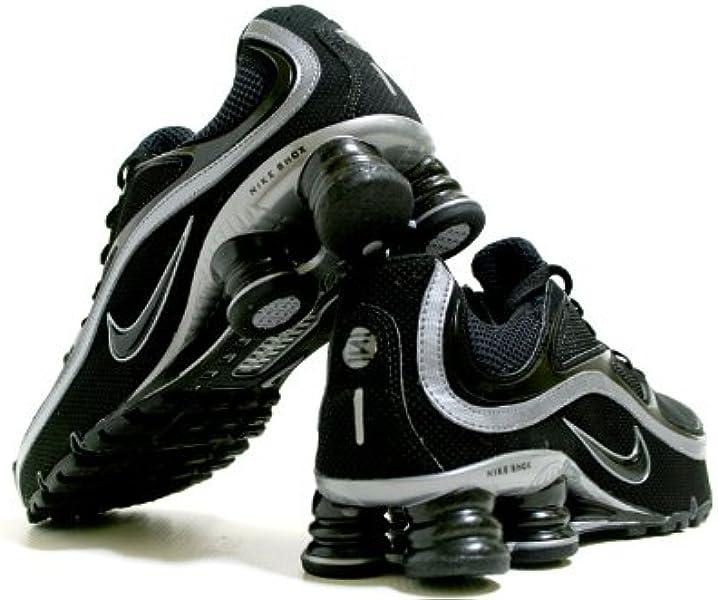 Shox Turbo+ 9 Black Men Running Shoes 366410-005 a58e78bb9