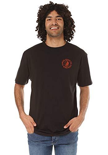 Santa Til The Cruz Camiseta End Negro qSrqxEwa