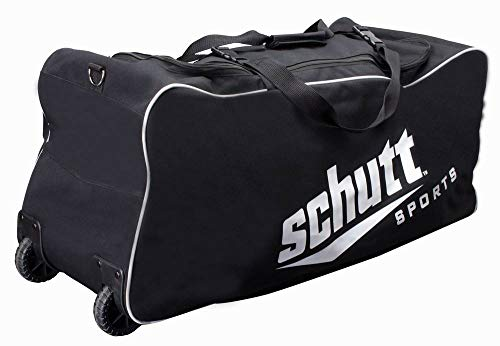 1faf9ddfb84d Schutt Sports Rolling Equipment Bag Wheeled Sports Equipment Bag