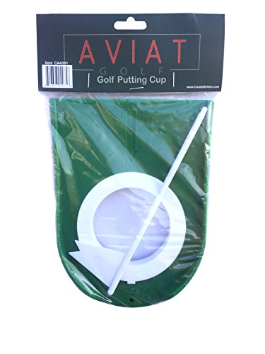 Aviat Classic Golf Practice Putting Cup