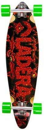 Ladera Guts Complete Skateboard (8.25X32-Inch) (Ladera Skateboards)