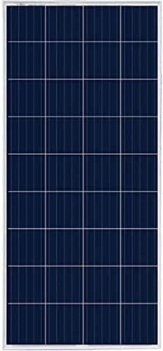 zhangchao Sonnenkollektor, Polykristalline 150 Watt Solarpanel aufgeladen 12V Batterie Home Controller Power Generation System