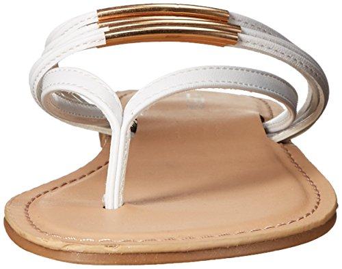 Chiamalo Sandalo Bianco Da Donna Primavera Belice