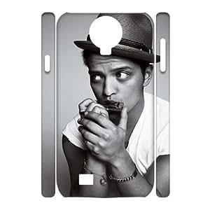 Cheap 3D SamSung Galaxy S4 I9500 Case, Bruno Mars New Fashion Phone Case