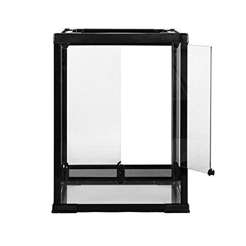 RepTerraX Glasterrarium Ventilation+ 45x45x60 cm