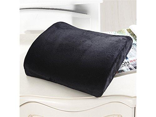 Bettausstattung Heimtextilien, Bad- & Bettwaren XDXDWEWERT Bürostuhl Relax Lendenkissen Kissen mit Lenden Rücken Support_Black