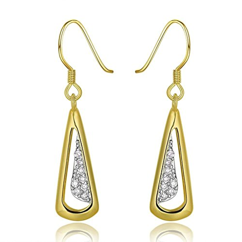 aomily-jewelry-18k-gold-plated-drop-earrings-for-womens-hollow-triangle-gold