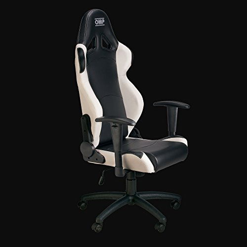 OMP OMPHA/777E/NW Asiento, Negro/Bl