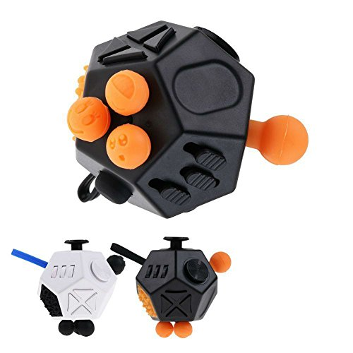 Fidget Cube II Anxiety Stress Relief Focus12-side Dice For Adults Child Toy Gift
