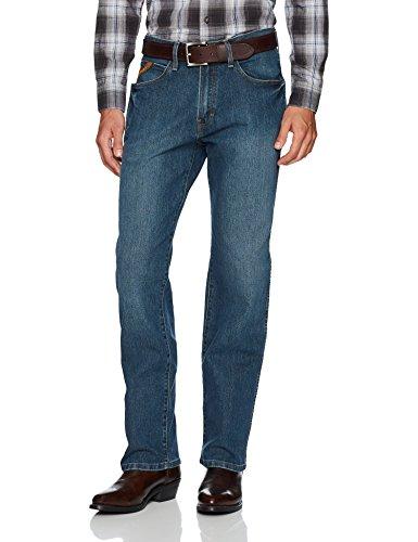 Ariat Men's M3 Rebar Loose Fit Jean, Carbine Blue, 40X34 ()