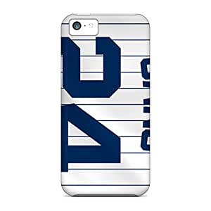 AaronBlanchette Iphone 5c Best Hard Phone Cover Custom Attractive New York Yankees Image [UOS5526tjGi]