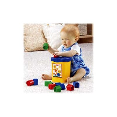 Brilliant Basics - Baby's First Blocks: Toys & Games