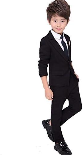 JP-KIBOU 한 벌 소년 복장 4 점 세트 키즈 아동복 졸업식 입학 식 퇴원 식 재킷 조끼 바지 넥타이 / JP-KIBOU Suit Boys` Formal 4-point Set Kids Kids` Clothes Graduation Ceremony Graduation Ceremony Graduation Ceremony Jacket Vest Pants T...