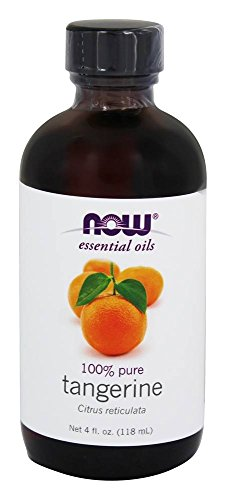 NOW Foods Tangerine Oil 4 Oz (Tangerine Essential Oil compare prices)