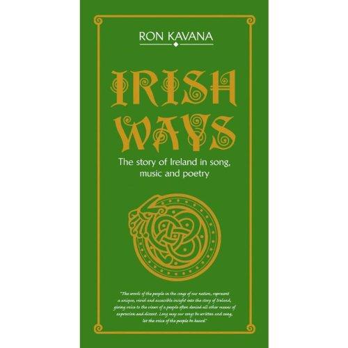 Irish Ways Book/4 Cds