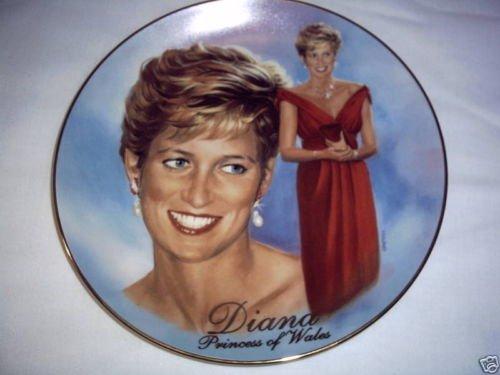 (Bradford Exchange Diana Princess of Wales -