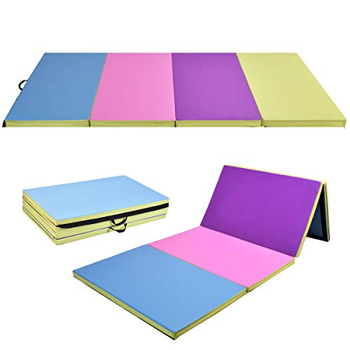 Giantex 4'x10'x2 Thick Gymnastics