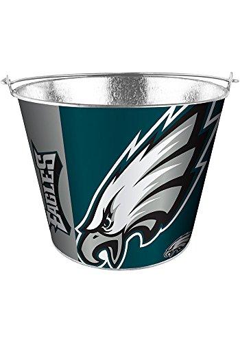 Philadelphia Eagles Logo Hype Beer Bucket