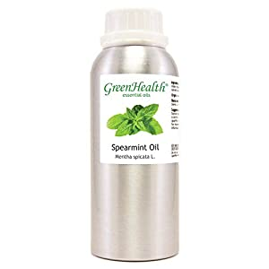 Spearmint – 100% Pure Essential Oil – GreenHealth